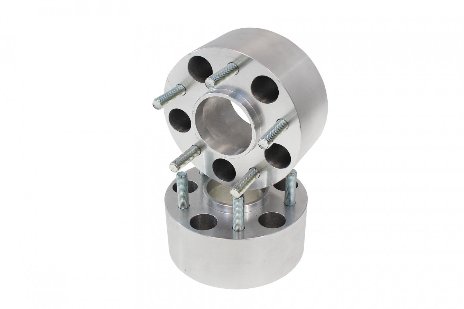 Dystanse 80mm 66,1mm 5x114,3 - GRUBYGARAGE - Sklep Tuningowy